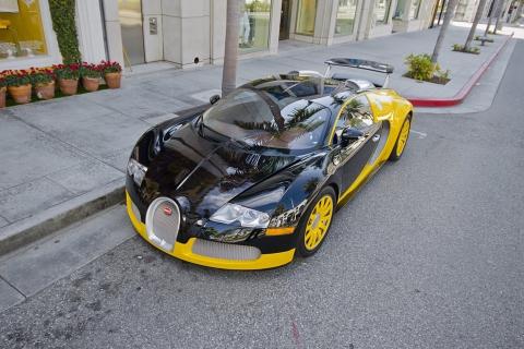 Bugatti Veyron para LG E400 Optimus L3