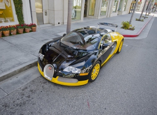 Free Bugatti Veyron Picture for Android, iPhone and iPad