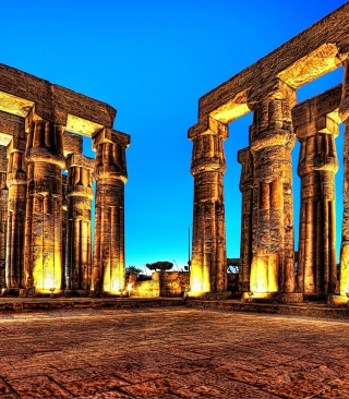 Luxor In Egypt Picture for iPhone 6 Plus