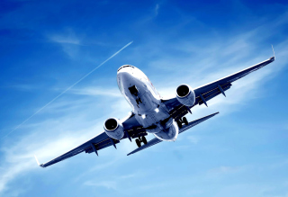 Aeroplane Background for Android, iPhone and iPad