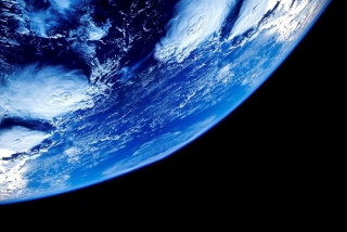 Free Blue Planet Picture for Android, iPhone and iPad