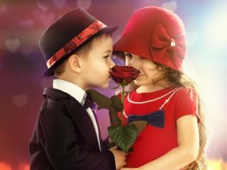 Cute Couple para Nokia Asha 201