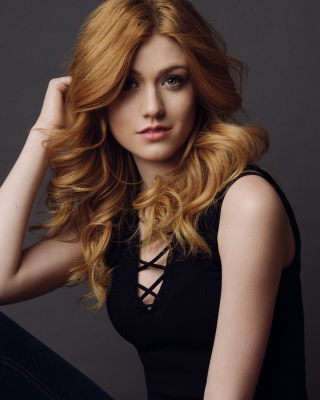 Katherine McNamara Wallpaper for iPhone 5