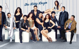 Housefull 2: The Dirty Dozen Background for Android, iPhone and iPad