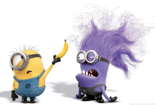 Minions Wallpaper for Android, iPhone and iPad