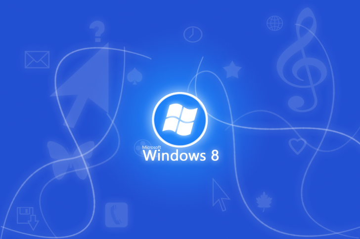 Windows 8 Style wallpaper