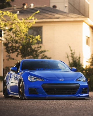Free Subaru BRZ Picture for Nokia C-5 5MP