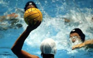 Water Polo Picture for Android, iPhone and iPad
