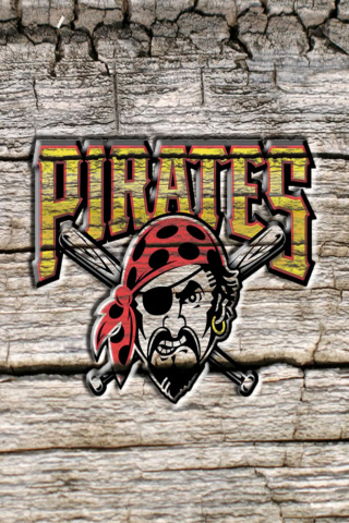 Screenshot №1 pro téma Pittsburgh Pirates MLB 320x480
