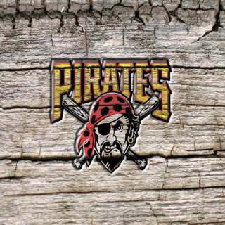 Kostenloses Pittsburgh Pirates MLB Wallpaper für iPad 2