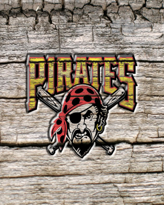 Pittsburgh Pirates MLB papel de parede para celular para iPhone 6