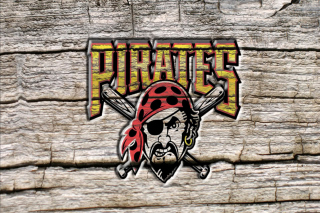Kostenloses Pittsburgh Pirates MLB Wallpaper für Android 480x800