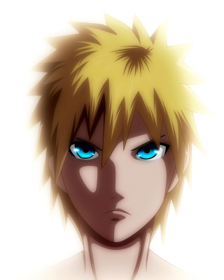 Free Naruto, Uchiha Sasuke and Uzumaki Naruto Picture for 128x160