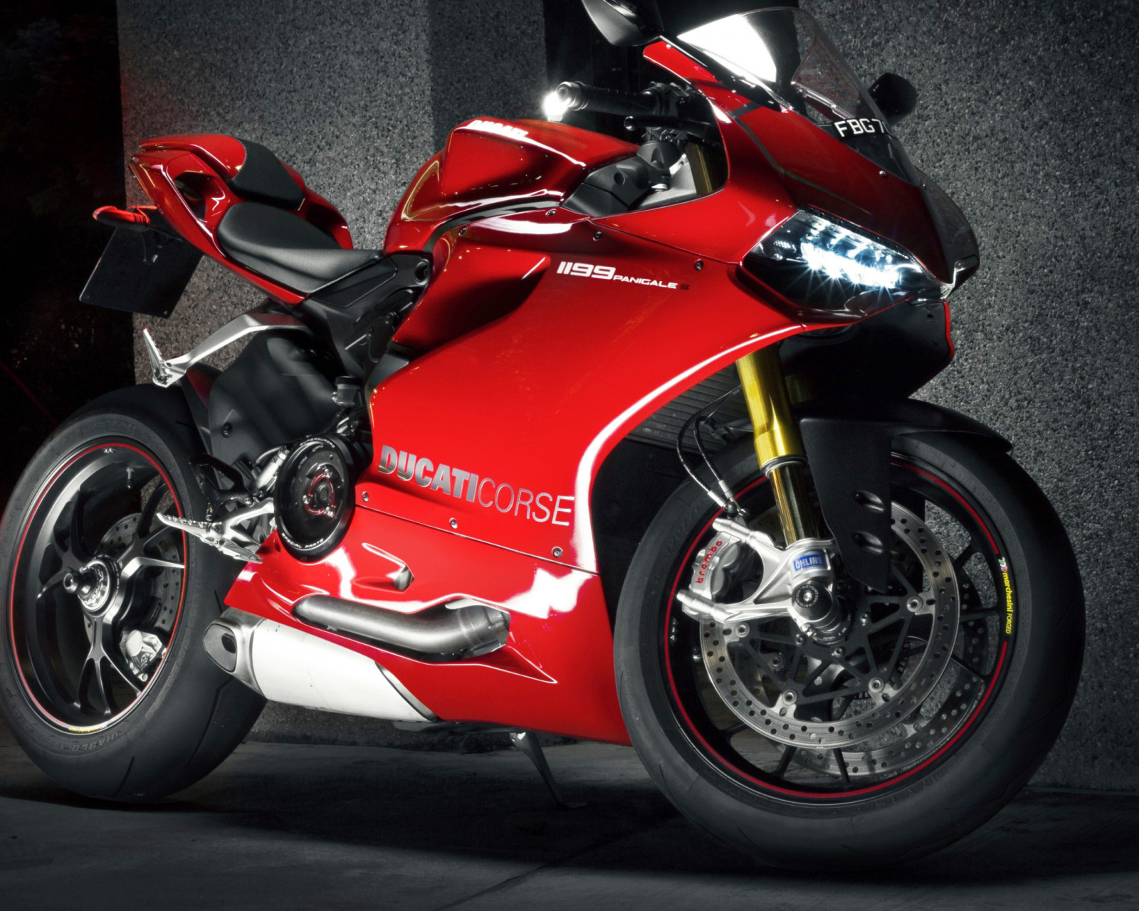 Das Ducati 1199 Wallpaper 1600x1280