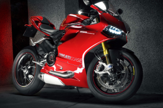 Ducati 1199 Wallpaper for Android, iPhone and iPad