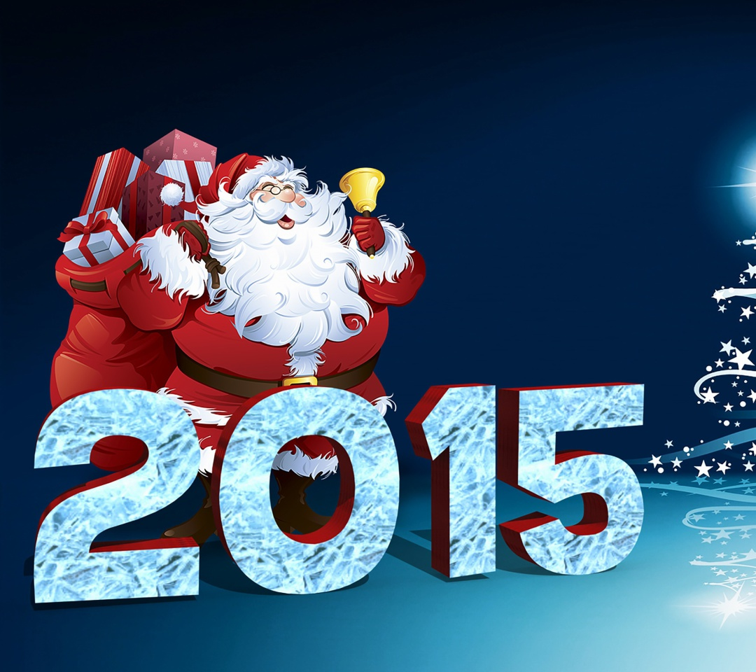 Screenshot №1 pro téma New Year 2015 1080x960