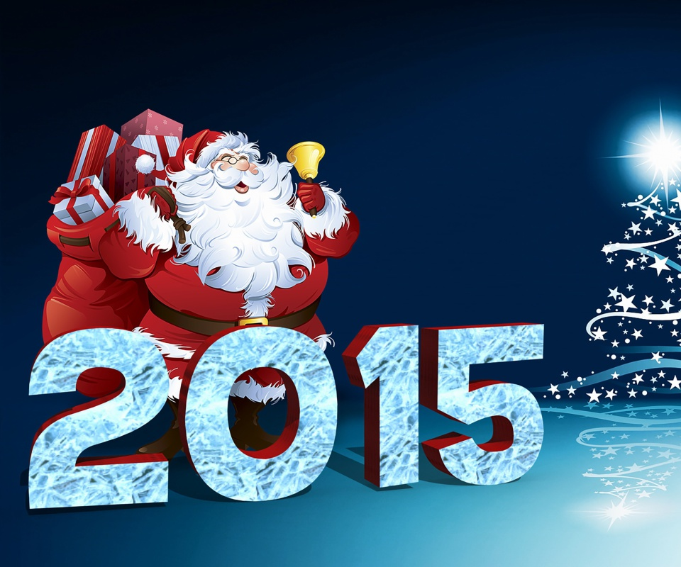 Screenshot №1 pro téma New Year 2015 960x800