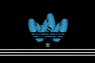 Kostenloses Adidas Shoes Wallpaper für LG P700 Optimus L7