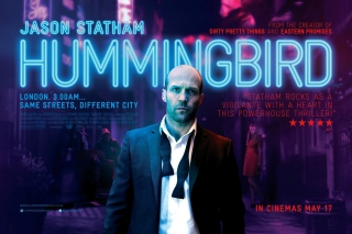 Jason Statham Hummingbird Movie Background for Android, iPhone and iPad