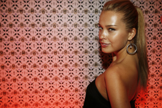 Petra Nemcova - Just Cavalli sfondi gratuiti per cellulari Android, iPhone, iPad e desktop