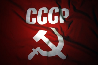 USSR Flag Wallpaper for Desktop 1280x720 HDTV