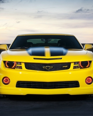 Chevrolet Camaro Sport Picture for 480x800