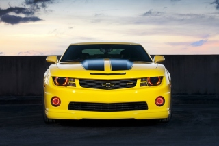 Free Chevrolet Camaro Sport Picture for Android, iPhone and iPad