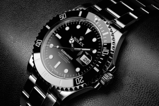 Titanium Watch Rolex Wallpaper for Android, iPhone and iPad