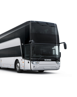 Scania Van Hool TDX27 Astromega Double Dekker Picture for iPhone 6 Plus