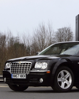 Chrysler 300C Wallpaper for Nokia C2-05