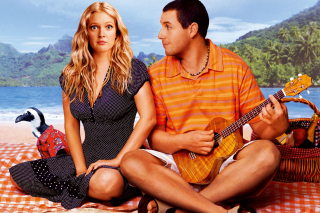 50 First Dates with Adam Sandler Picture for Android 1200x1024