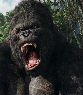 King Kong Wallpaper for 240x320