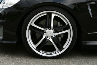 Carlsson Revo Wheel Picture for Android, iPhone and iPad