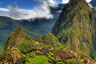 Machu Picchu In Peru Picture for Android, iPhone and iPad