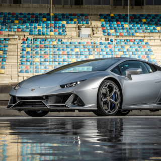 2020 Lamborghini Huracan Evo Wallpaper for 208x208