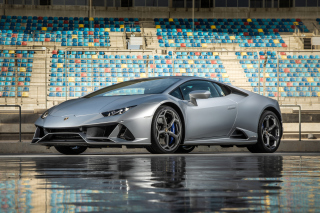 2020 Lamborghini Huracan Evo Picture for Android, iPhone and iPad