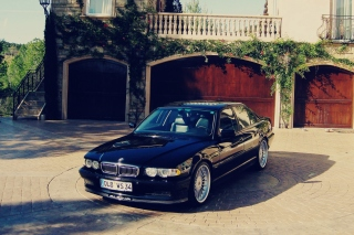 BMW 7 Series E38 Picture for Android, iPhone and iPad