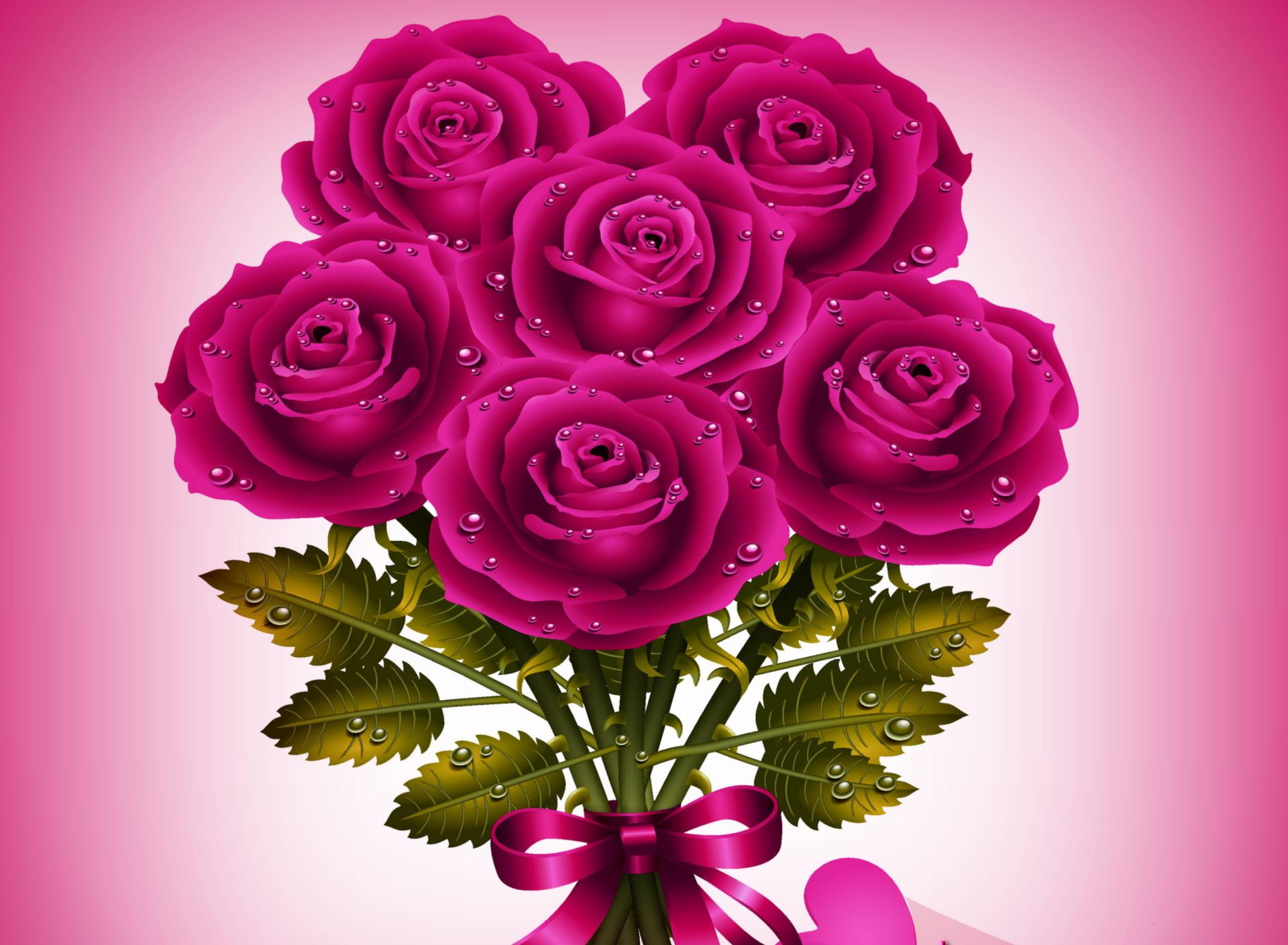 Днем, цветы открытки для ммс