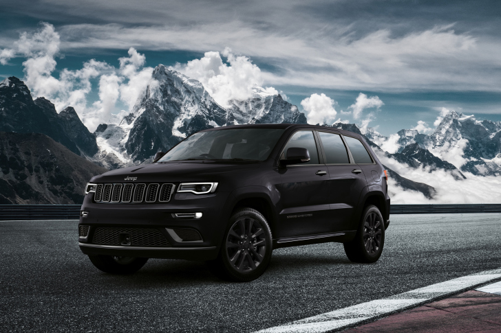 Sfondi Jeep Grand Cherokee S 2018
