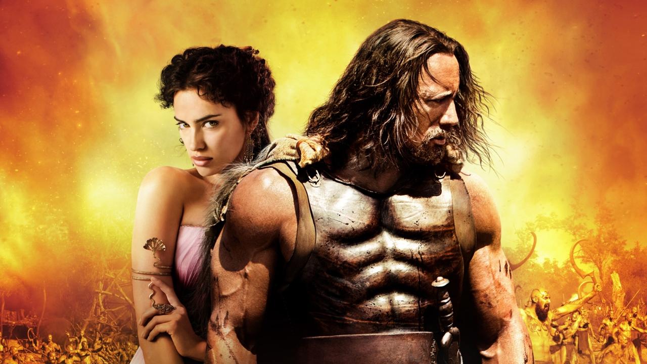 Hercules 2014 Movie