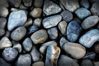 Gray Stones Wallpaper for Android, iPhone and iPad