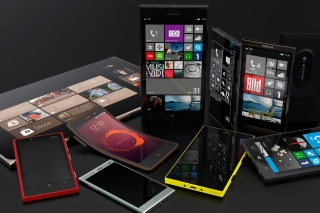 Windows Phones sfondi gratuiti per Sony Xperia Z3 Compact