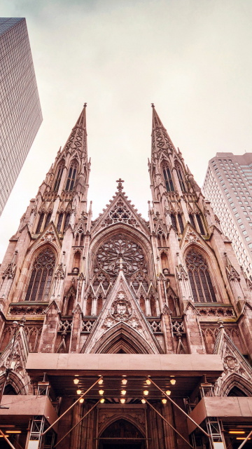 Screenshot №1 pro téma St Patricks Cathedral In New York 360x640