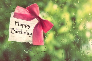 Happy Birthday - Obrázkek zdarma pro Widescreen Desktop PC 1920x1080 Full HD