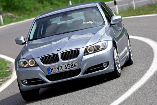 Free BMW 3 Series E90 325i Picture for Android, iPhone and iPad