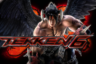 Jin Kazama - The Tekken 6 Wallpaper for Android, iPhone and iPad