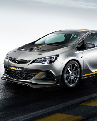 Opel Astra OPC Extreme Picture for Nokia C-5 5MP