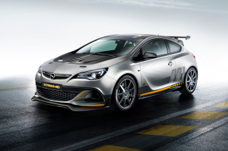 Free Opel Astra OPC Extreme Picture for Android, iPhone and iPad