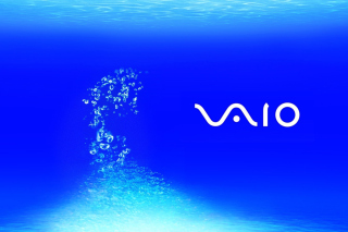 Sony Vaio Laptop Background for Android, iPhone and iPad