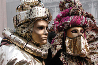 Venice Carnival Mask sfondi gratuiti per cellulari Android, iPhone, iPad e desktop